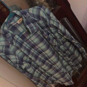 Hollister Tops - Button down shirt